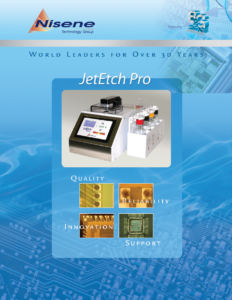 JetEtch Pro Brochure Cover